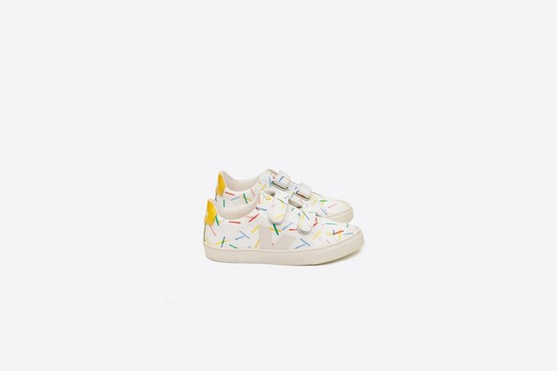 Sustainable Printed Toddler Sneakers