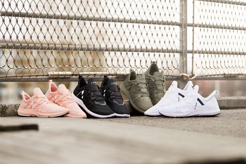 Bridge-Inspired Sneakers