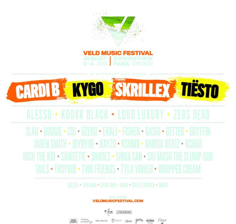 Multi-Genre Toronto Music Festivals