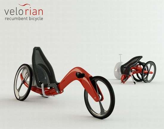 Bendable Trikes