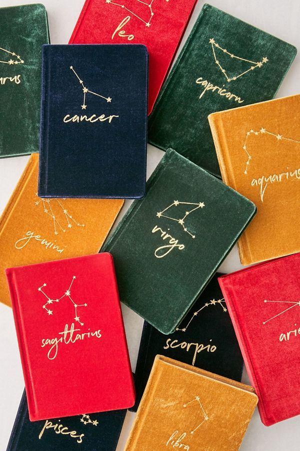 Bespoke Zodiac-Themed Journals