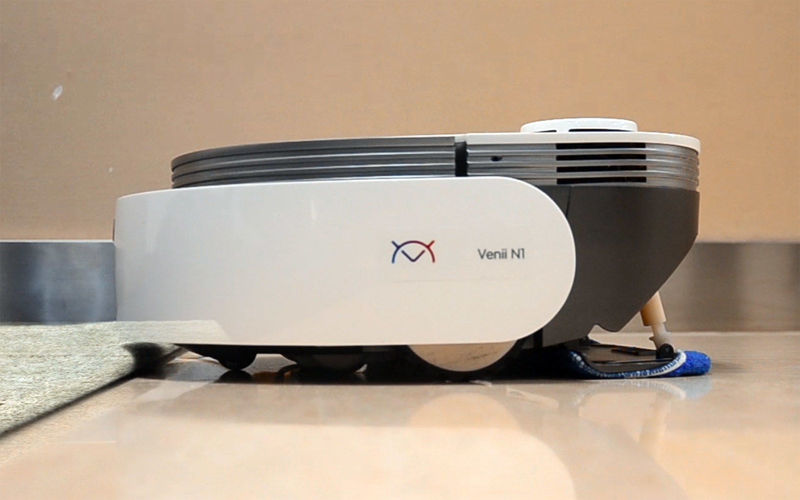 Machine Learning Robot Cleaners