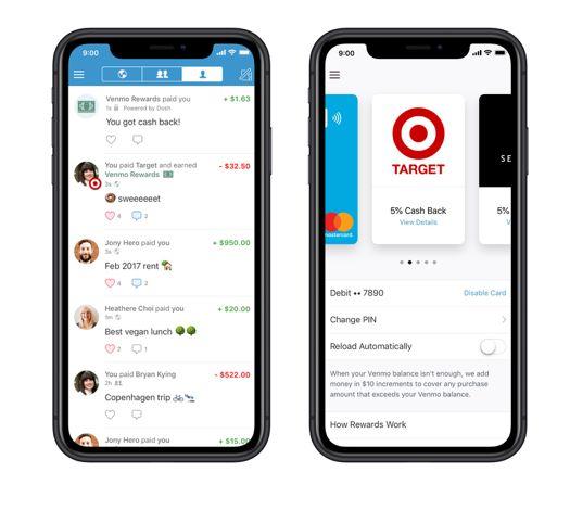 Money Transfer App Rewards