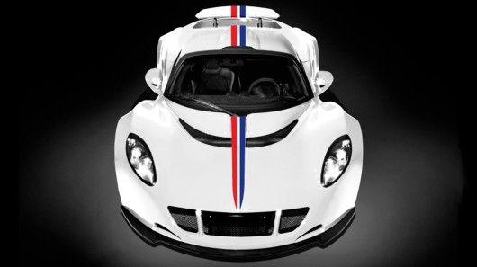 Patriotic American Supercars
