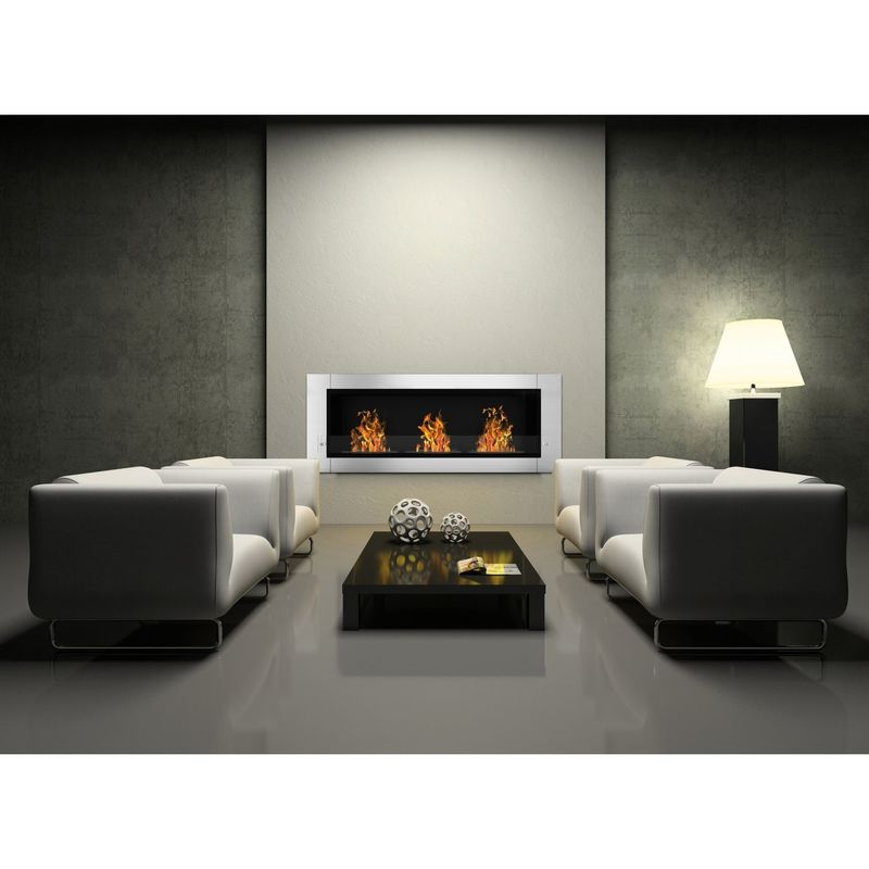 Eco Fuel Fireplaces : ventless fireplace