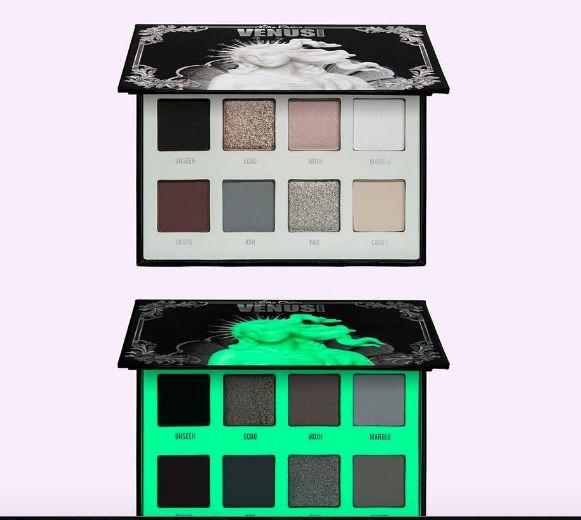 Grunge-Inspired Eye Shadow Palettes