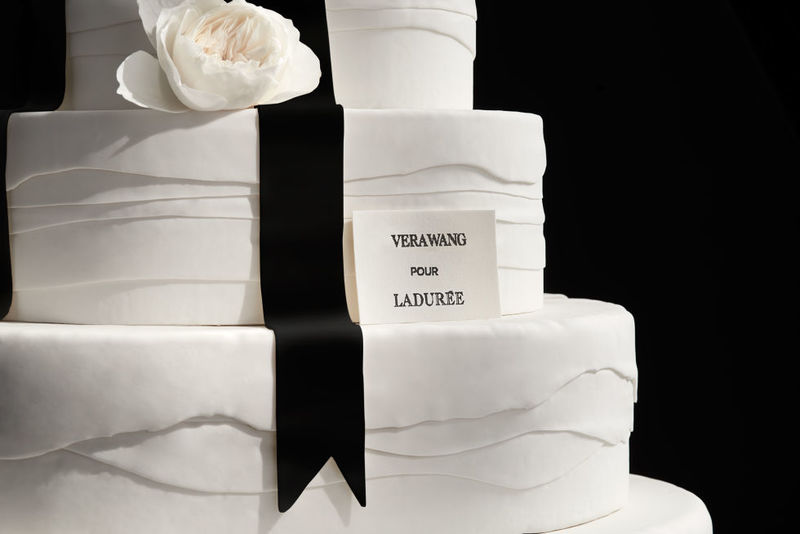Fashion-Forward Wedding Cakes