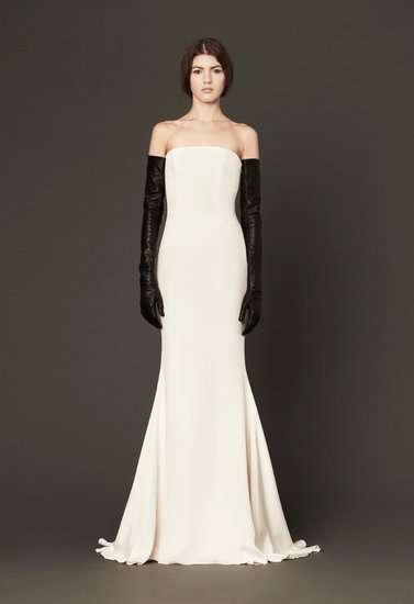 Architecture-Inspired Wedding Dresses