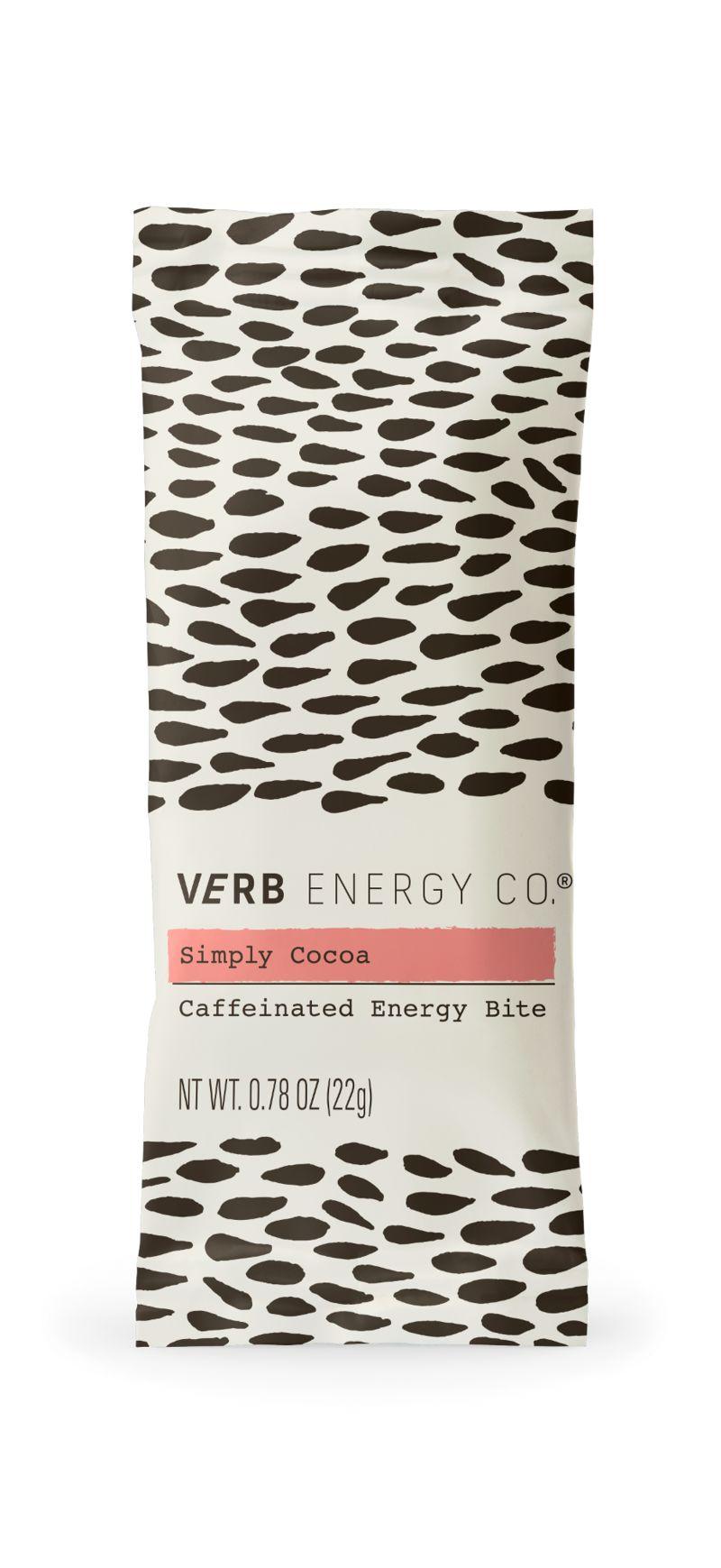 Green Tea Energy Bites Verb Energy