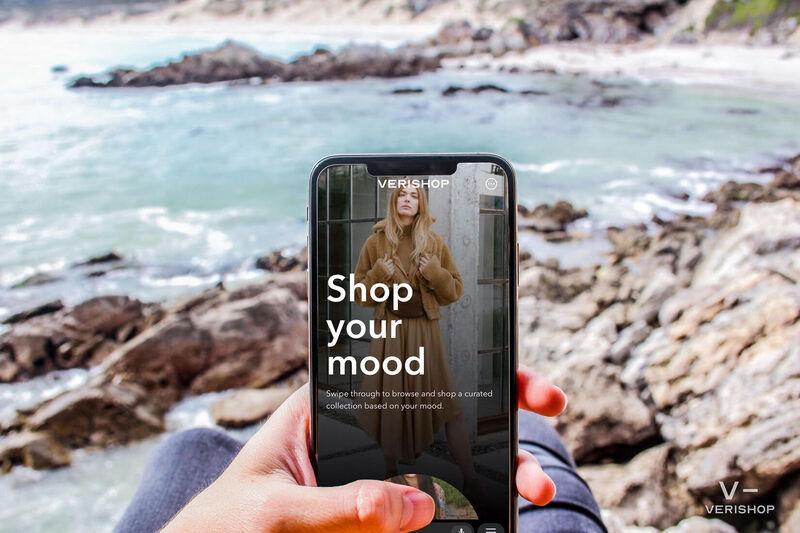 Mood-Themed Virtual Shops