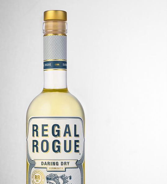 Regal Vermouth-Infused Wine