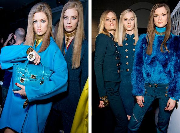 Luxe Militant Fashion