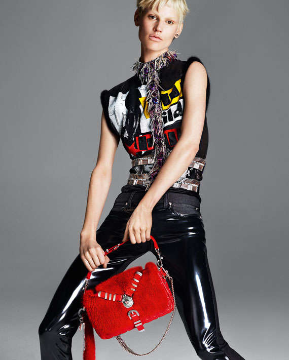 Punk Couture Campaigns