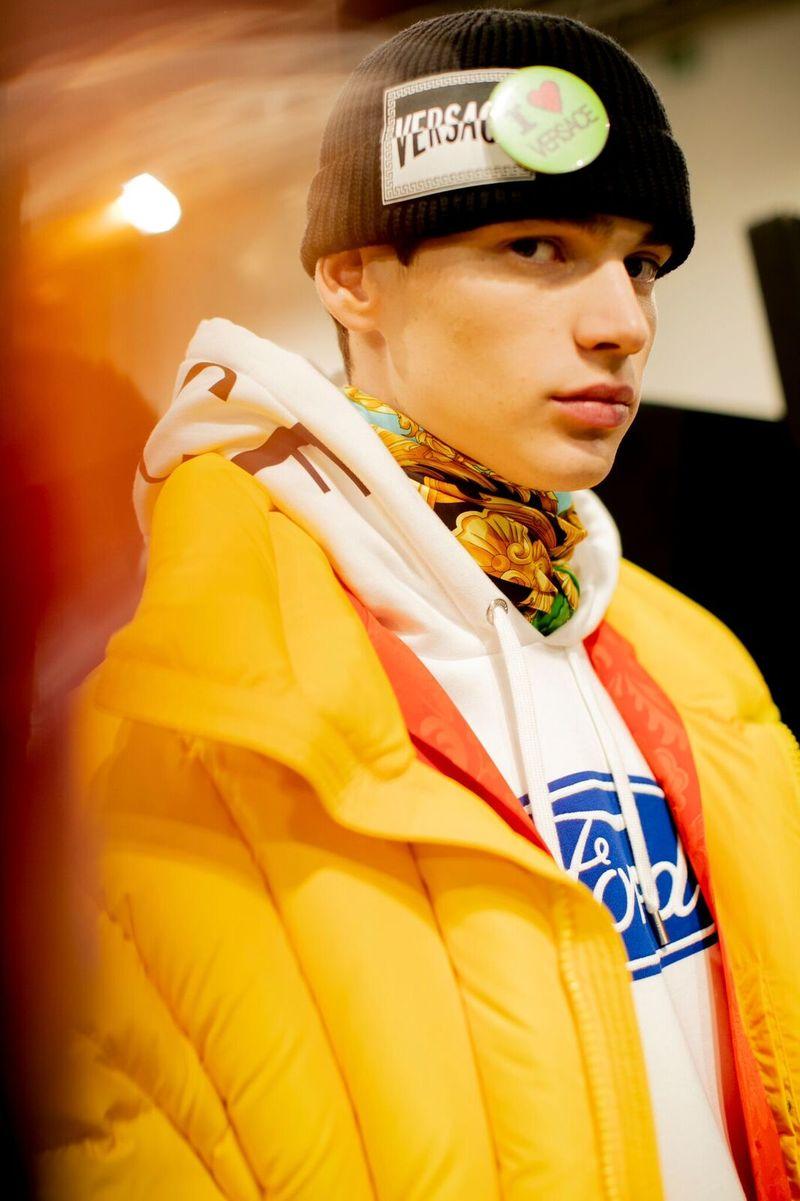 Luxe Stereotype-Breaching Menswear