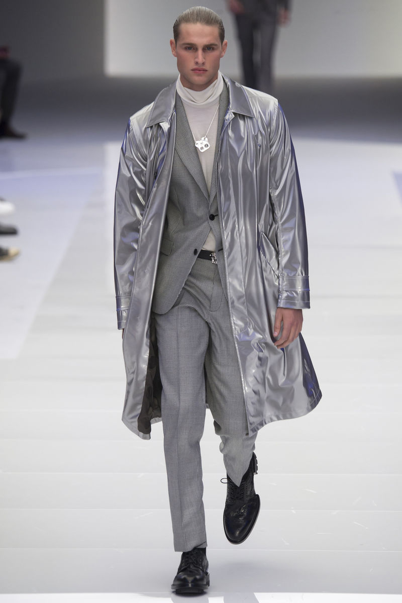 Futuristic Sci-Fi Menswear