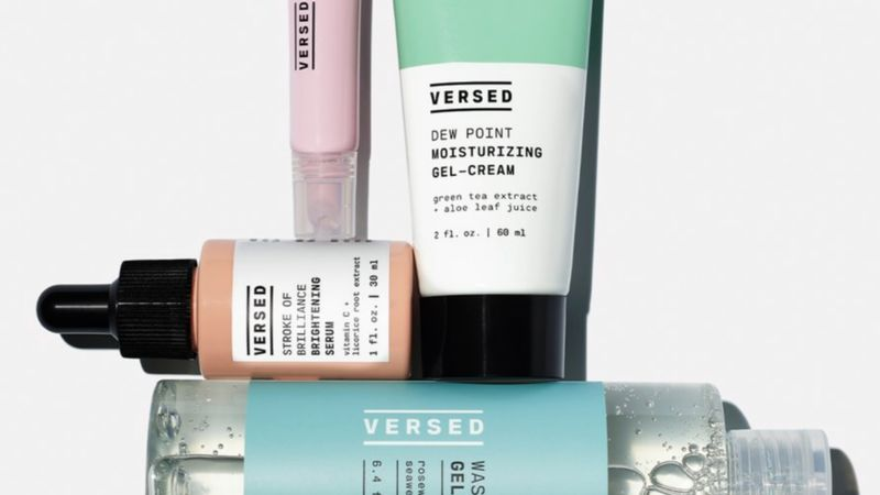 Accessible High-Performance Skincare