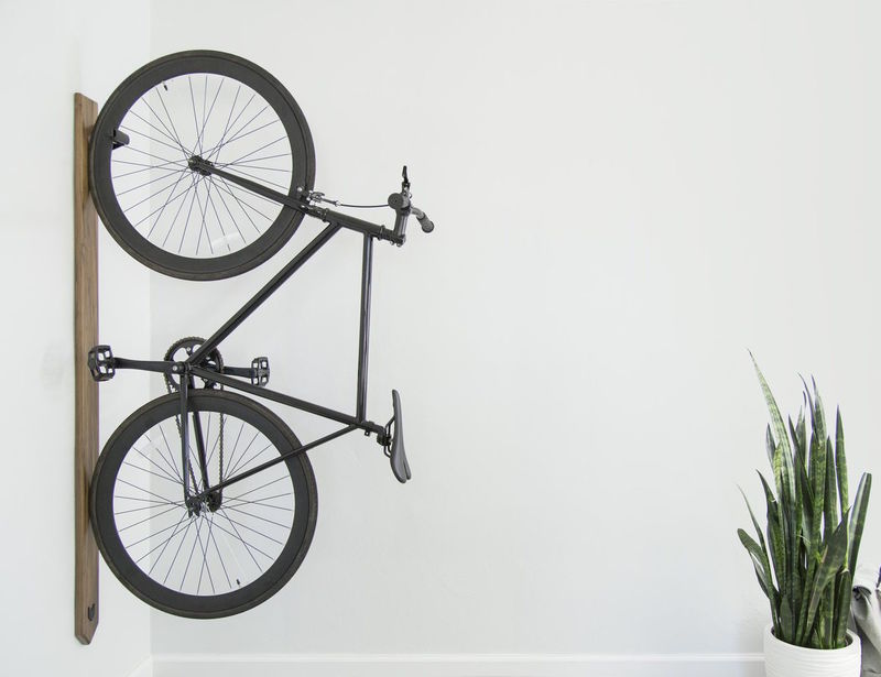 Vertical Display Bike Racks