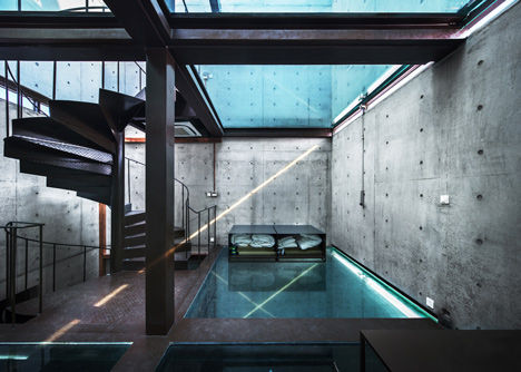 Windowless Concrete Homes