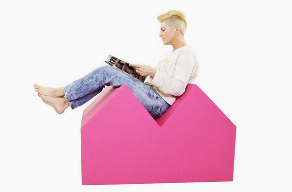 Playful Geometric Furniture