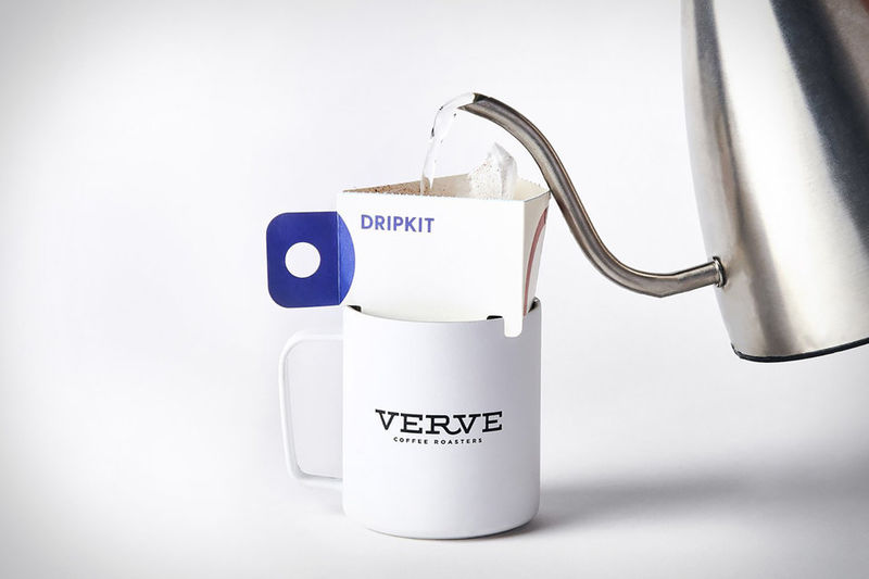 Easy-Pour Singular Coffees