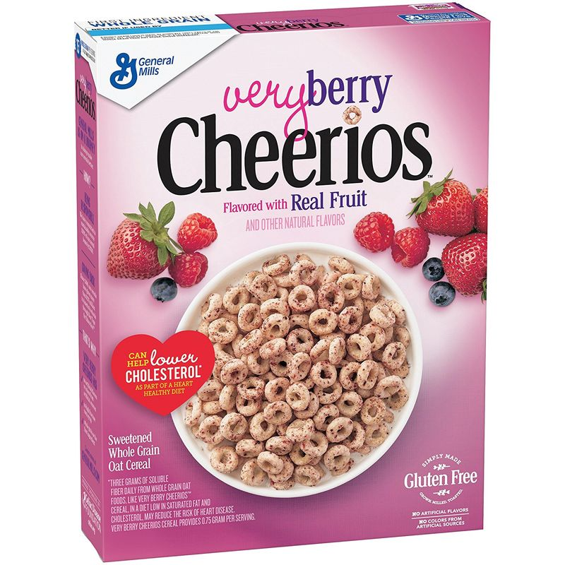 Fruit-Flavored Classic Cereals