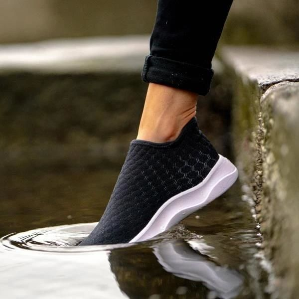 Waterproof Slip-On Sneakers