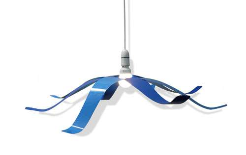 Hanging Helicopter Lamps