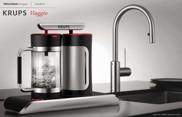 Commuter Coffee Makers Viaggio Coffee Maker