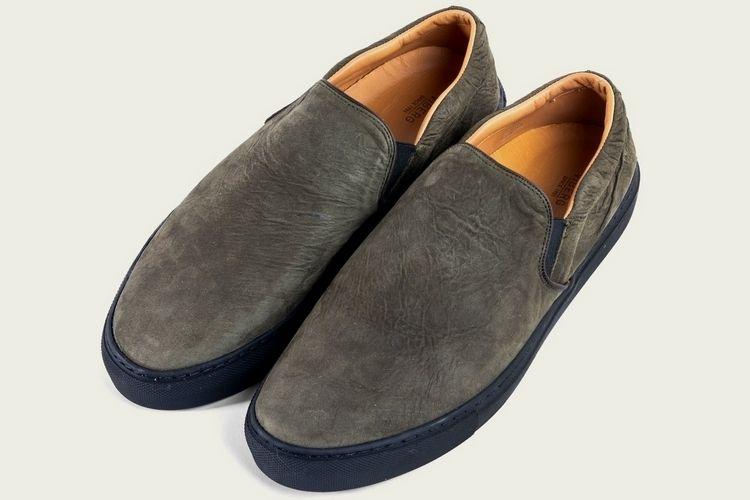Dyneema-Infused Leather Shoes