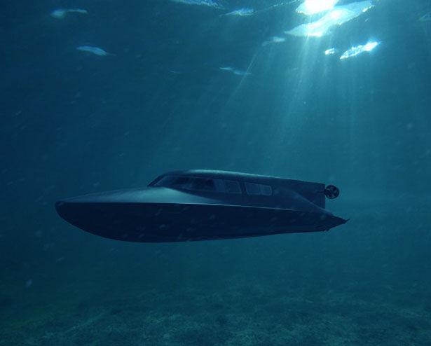 Submergible Submariner Vehicles