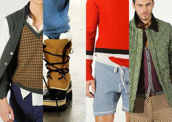 Lumberjackified Menswear