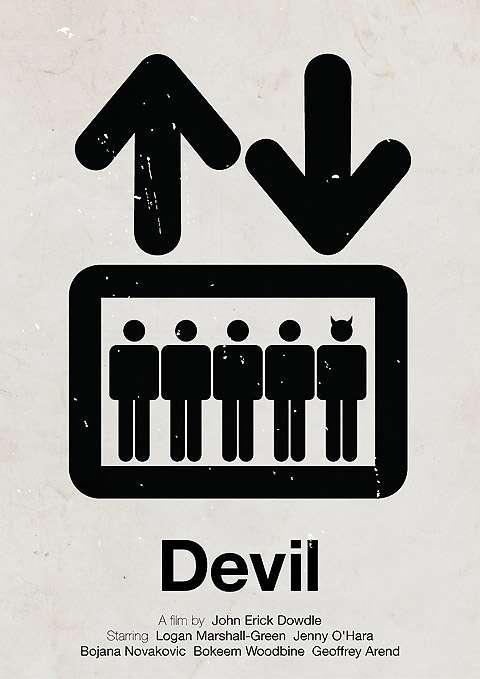 Psycho Movie Poster Minimalist