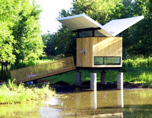Serene Sustainable Spaces