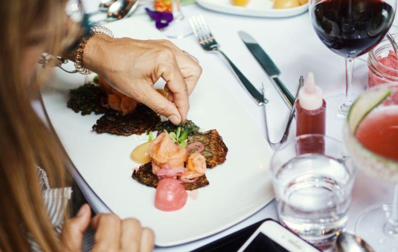Creative Cuisine Plating Experiences