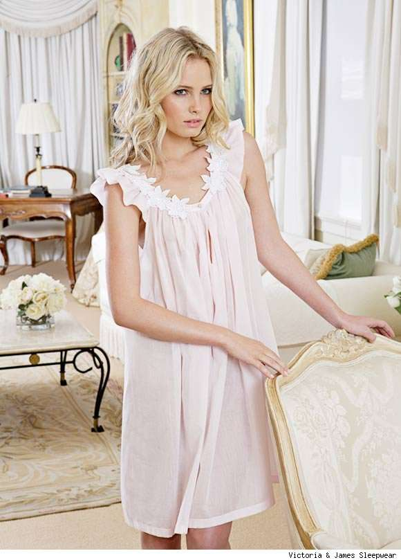 0491df09968 Edwardian Lingerie   Victoria   James Sleepwear