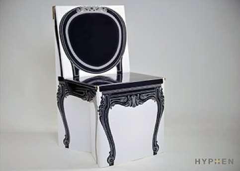 Classic Cardboard Furnishings