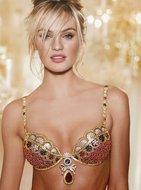 Bedazzled $10 Million Bras