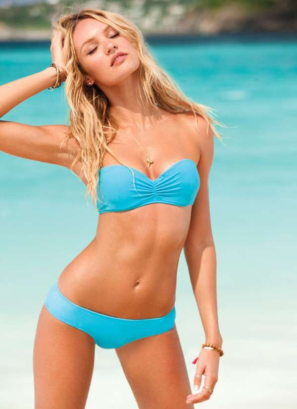 Candy-Colored Bikini Captures