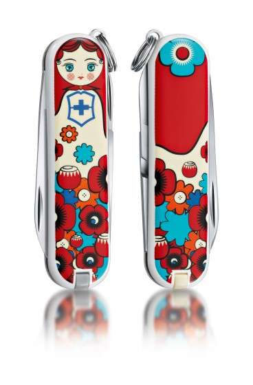 Funky Global Pocket Knives Victorinox Limited Edition 2013