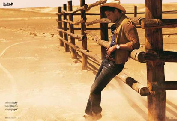 Dude Ranch Editorials