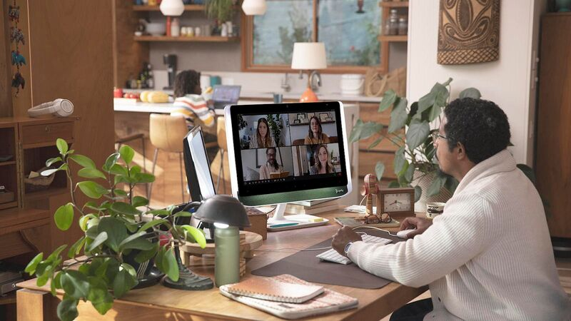 All-in-One Video Call Monitors