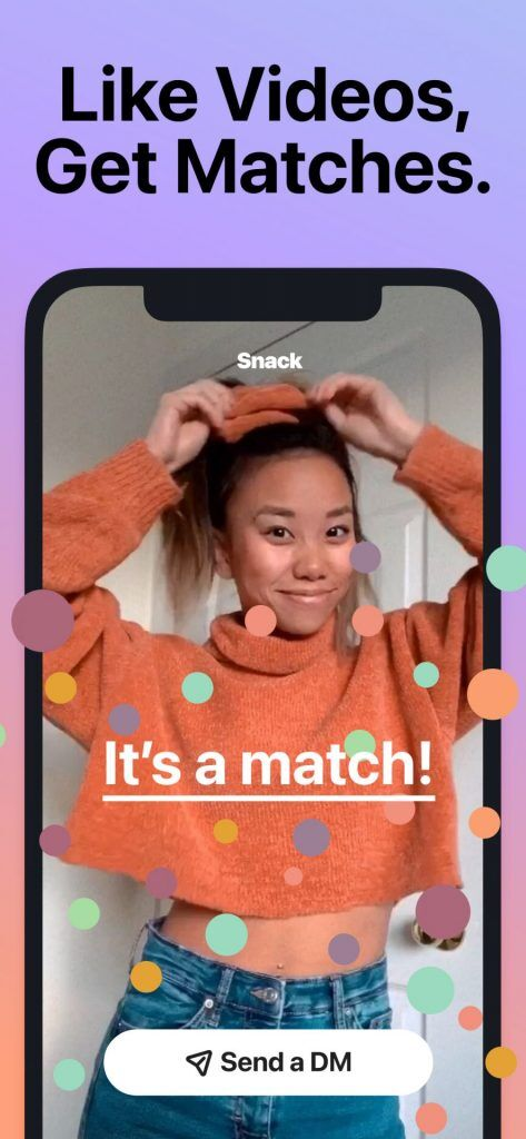Video-First Dating Apps