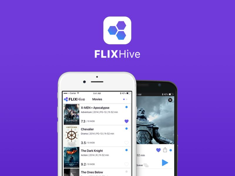 Streaming Service Exploration Apps