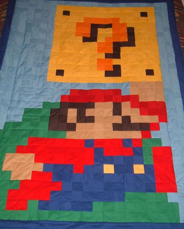 Geektastic Quilts