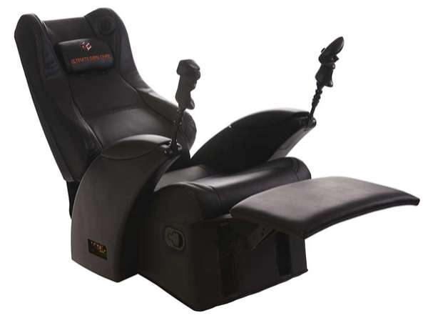 Recliners for Gamers  sc 1 st  Trend Hunter : best gaming recliner - islam-shia.org