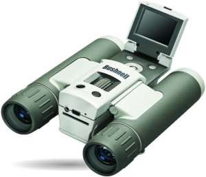 Video LCD Binoculars