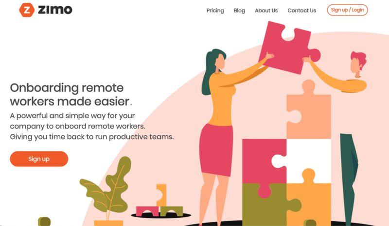 Remote Hiring Onboarding Solutions