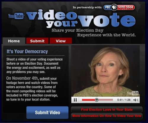 Interactive Election Day Documentaries