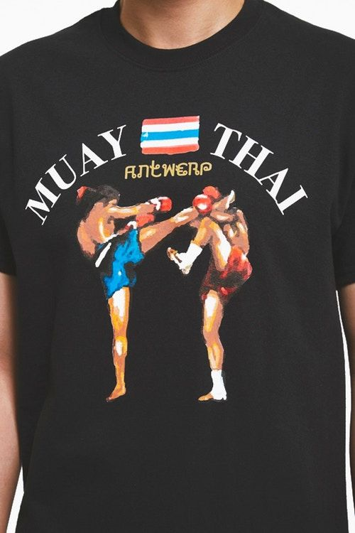 Muay Thai-Inspired Collections