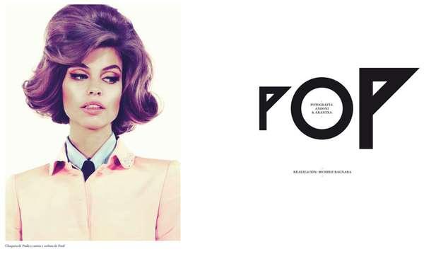 Cosmopolitan 60s Fashion